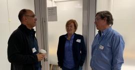 Steve, Patty, Randy Advisory Board